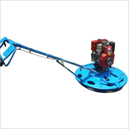 Engine Power Floater Machine