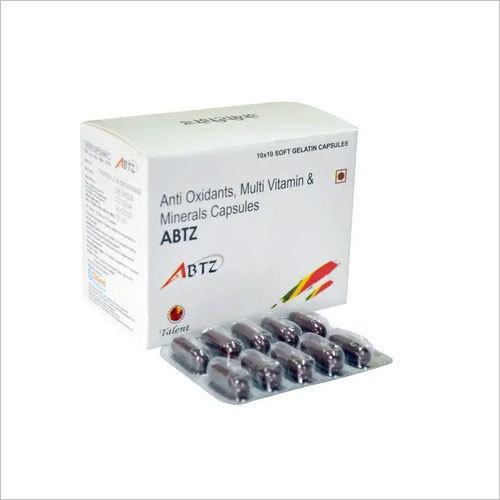 Anti Oxidants + Multi Vitamin and Minerals Capsuls