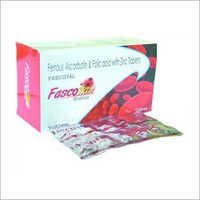 Ferrous Ascorbate and Folic Acid with Zinc Tablets