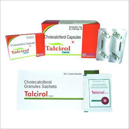 Cholecalciferol Capsules