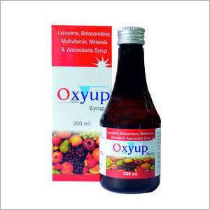 Antioxidants Syrup