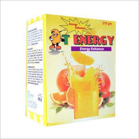 Orange Glucose Powder