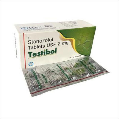 Stanozolol Tablets USP 2 mg