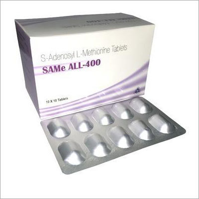 S-Adenosyl L-Methionine 400mg Tablets