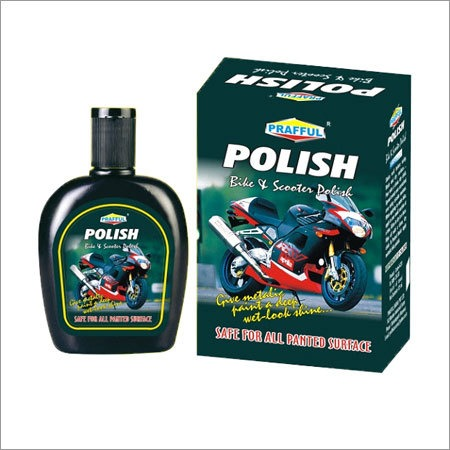 Bike Polish WITH FOAM