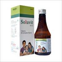Thiamine Riboflavin Niacinamide Pyridoxine Syrup