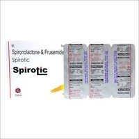 Spironolactone 50 mg + Frusemide 20 mg