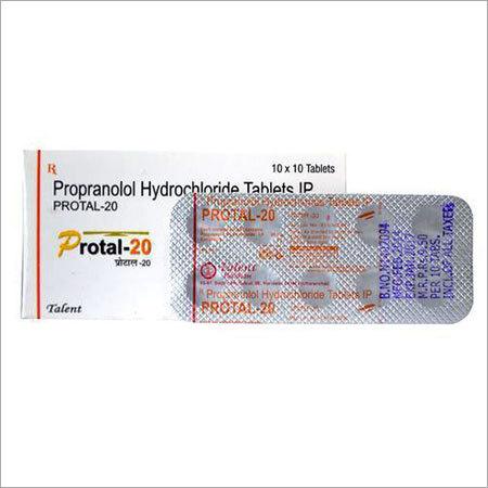 Propranolol Hydrochloride Tablet