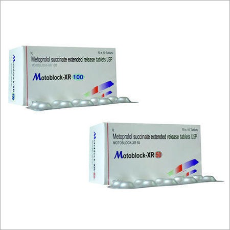 Metoprolol Extended Release Tablet