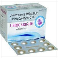 Ubidecarenone Co Enzyme Tablet