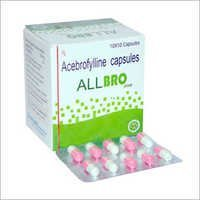 Acebrofylline Capsules