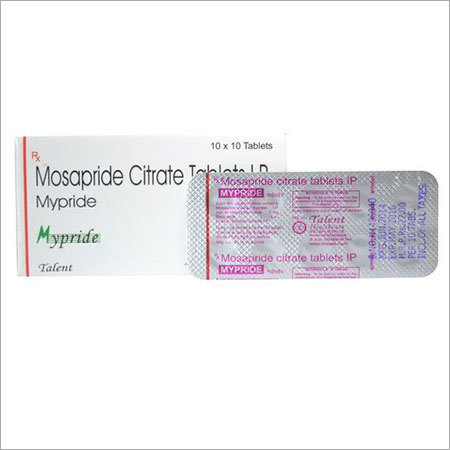 Mosapride Citrate Tablets