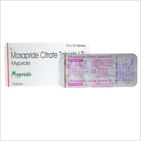 Mypride Mosapride Citrate Tablets
