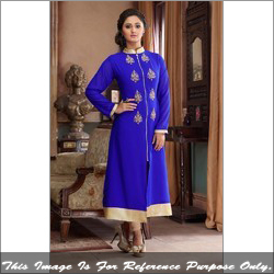 Heavy Georgette Party Wear Designer Kurties
