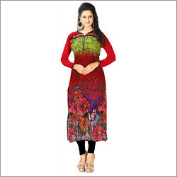 Trendy Printed Kurties