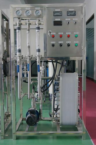 EDI  - Electro De ionization Systems