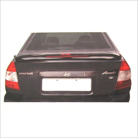 Accent Rear Spoiler Accent Wrs 1003