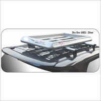 Carrier Sky Box (ABS)  Silver
