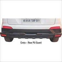 Rear P U Guard