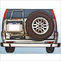 Endeaveour Rear Guard Aluminum Ford Wfe 1413