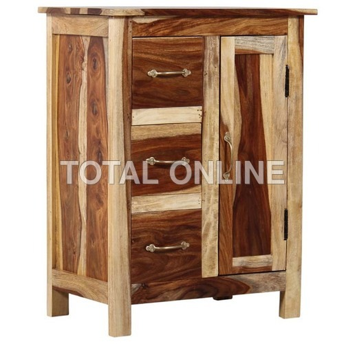 Exceptional Wooden Side Board
