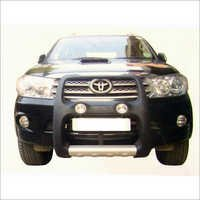 Fortuner Oe Type Grill Guard With Lights Wq 2322