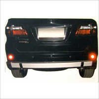 Fortuner Rear Guard Aluminium Wq 2303