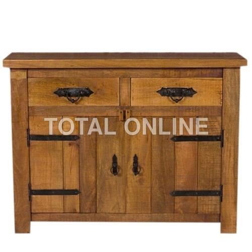 Refined Wooden Sideboard