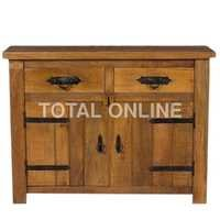Refined Wooden Sideboard
