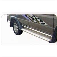 Qualis Side Guard Plate Alluminium Wq 921