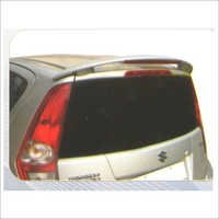 Ritz Rear Spoiler With Light Wrs 1055