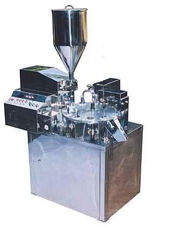 Ayurvedic Medicines Filling Machine