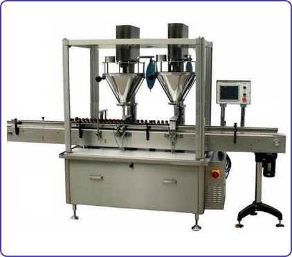 Automatic Powder Filling & Packing Machine