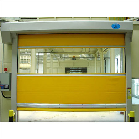 Fast Roll-Up Door