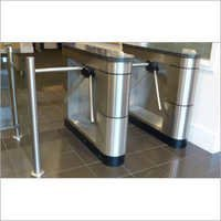 Steel Turnstile Gate