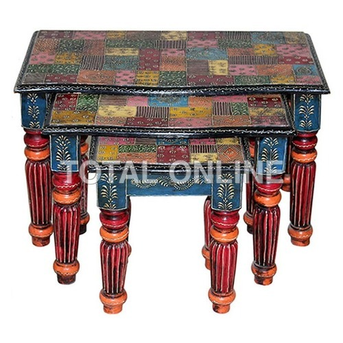 Artistic Nested Table Set