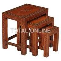 Exotic Nested Table Set