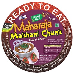 READY TO EAT Makhani Chunk
