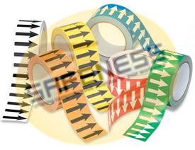 Pipe Arrow Banding Tape