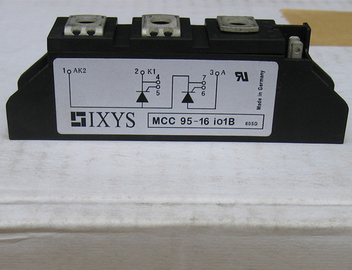 Power IGBT Modules MCC95-16i01B