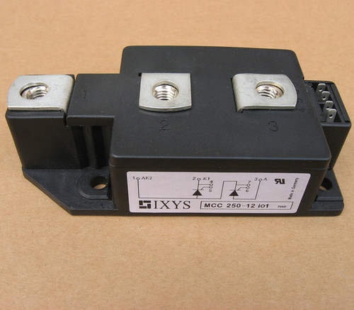 Power Mosfet Modules MCC250-12I01
