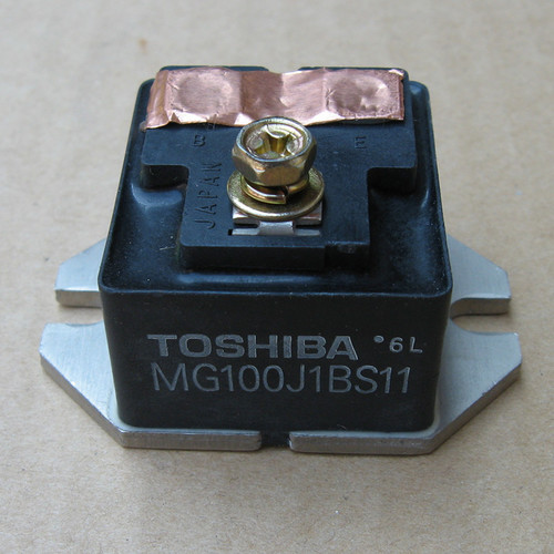 TOSHIBA IGBT transistors