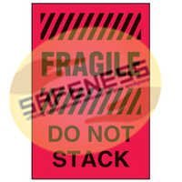 Fragile Labels - Fragile Do Not Stack