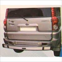 Scorpio Rear Guard Alluminium Wb 1163