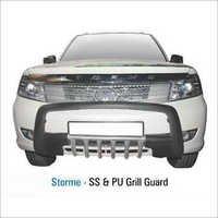 Strome SS & PU Grill Guard