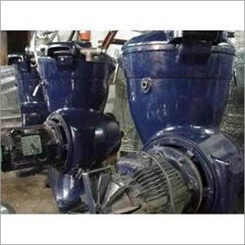 Refurbishment of Vertical Bowl Separator