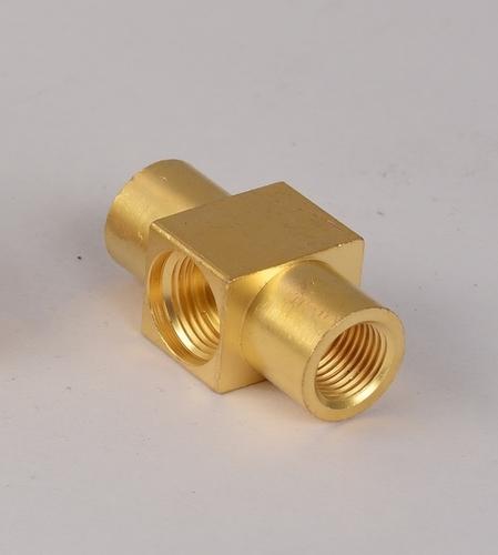 Brass Shutoff Valve