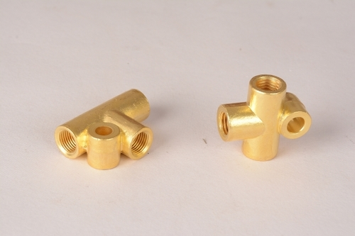 Brass Forged Gas Part