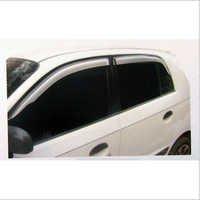 Xing Door Visor Santro Silver Dotted Wdv 1826B