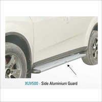 XUV500 Side Aluminium Guard